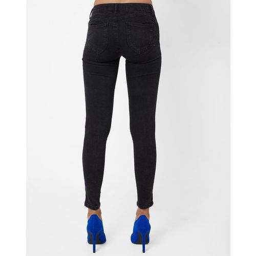 TALLY WEiJL Mid-Rise Ankle-Length Skinny Jeans
