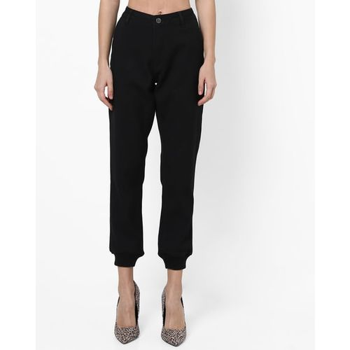 PROJECT EVE WESTERN WEAR Mid-Rise Lounge Fit Jogger Jeans