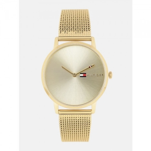 Tommy Hilfiger Women Gold-Toned Analogue Watch TH1781972W