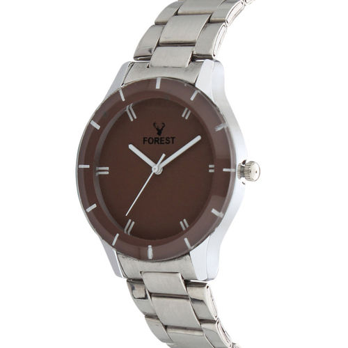 Hobforestessentials Women Brown Analogue Watch FR-301L-BR