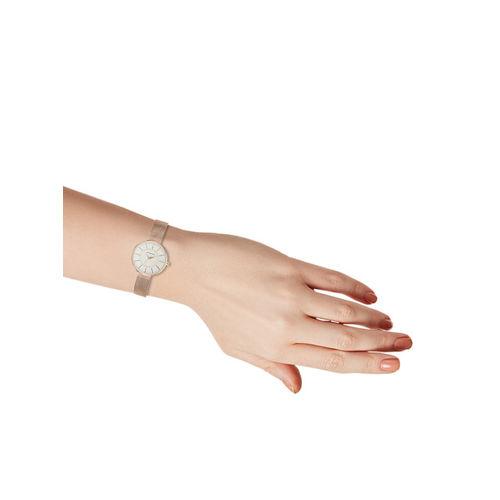 GIORDANO Women White Analogue Watch GD-4015-11