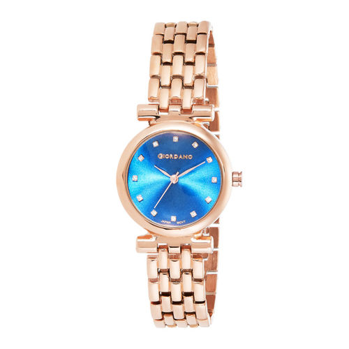 GIORDANO Women Blue Analogue Watch GD-4009-11