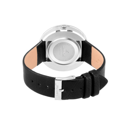 Lamkei Women Black Analogue Watch LAM-1139