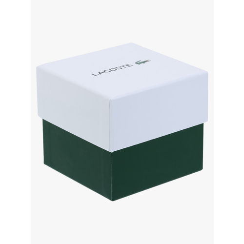Lacoste Women Silver-Toned Analogue Watch 2000987