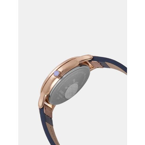 Daniel Klein Premium Women Navy Blue Analogue Watch 12039-6