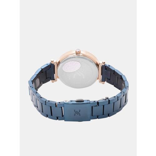 Daniel Klein Premium Women Navy Blue Analogue Watch DK12083-5