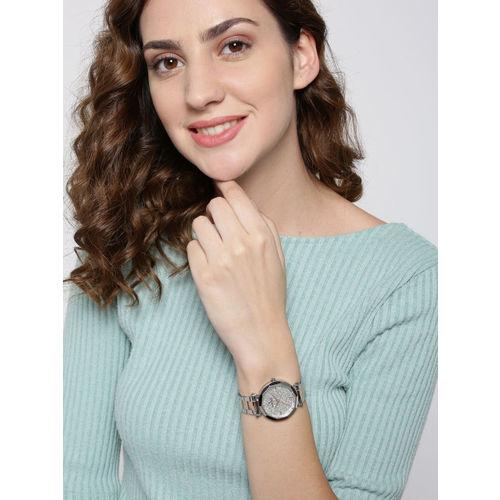 Daniel Klein Premium Women Silver-Toned Analogue Watch DK12083-1