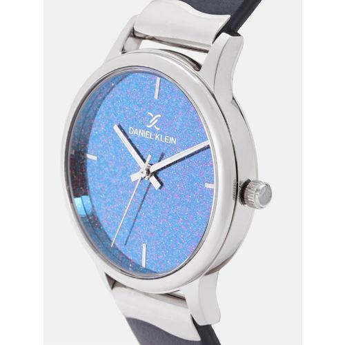 Daniel Klein Premium Women Blue Analogue Watch 12052-7