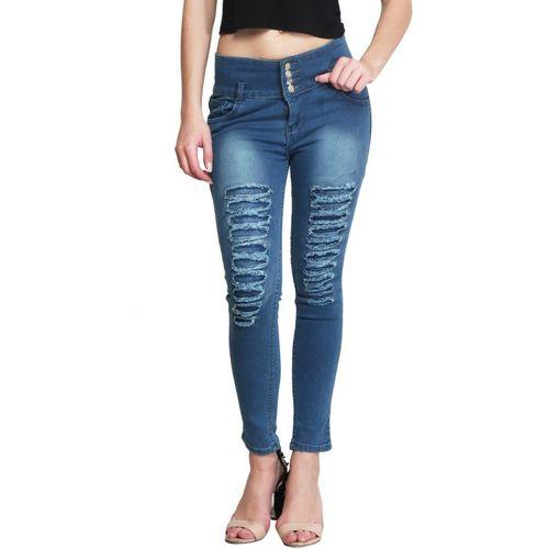 A-Okay Slim Women Blue Jeans