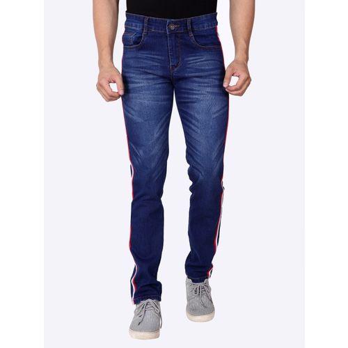 Ragzo Slim Men Blue Jeans