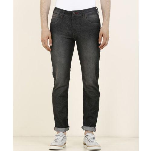 Newport Slim Men Black Jeans