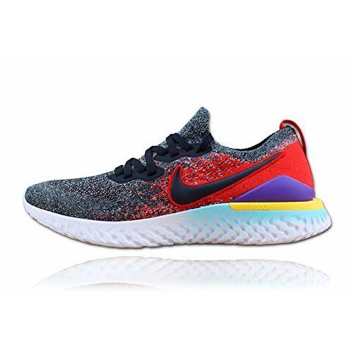 Nike Epic React Flyknit 2 Multicolor Sports Shoes