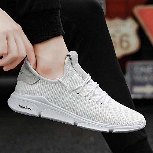 Arivo White Gym Wear Ultralight Sports & Running Shoes for Men/Boys