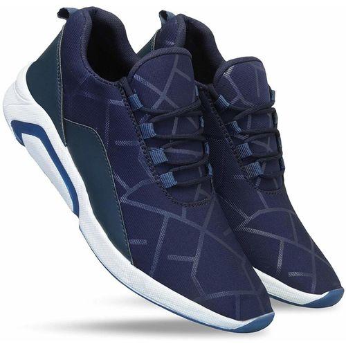 Kircom Casual walking running Running Shoes For Men stylish & Comfortable shoes Outdoors For Men(Blue)