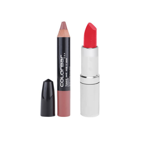 Colorbar Set of 2 Lipsticks