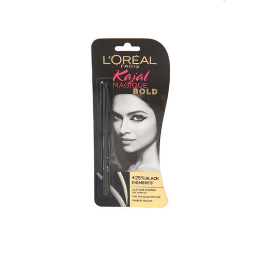LOreal Infallible Pro Matte Lip Gloss & Kajal