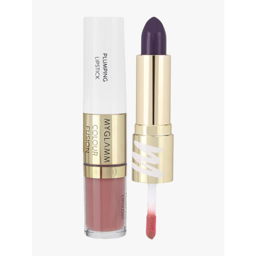 MyGlamm Beauty Shot 2-in-1 Lipstick & Lip Gloss