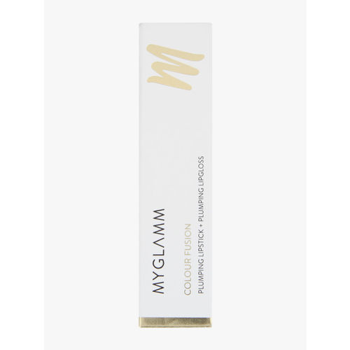 MyGlamm 2 In 1 Lipstick And Lip Gloss - Dawn To Dusk