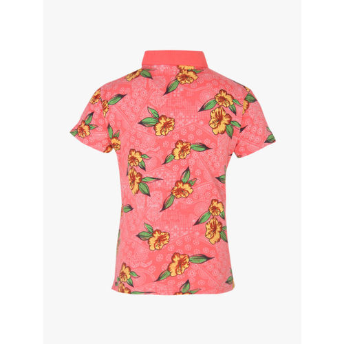 Pepe Jeans Pink Polo T-Shirt