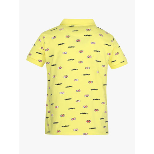 Pepe Jeans Yellow Polo T-Shirt