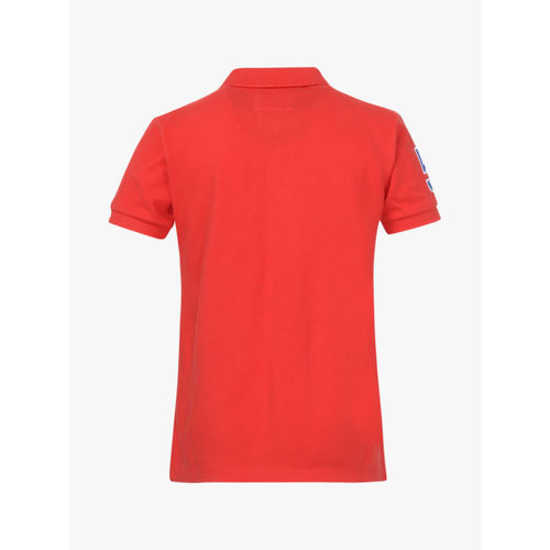 Pepe Jeans Red Polo T-Shirt