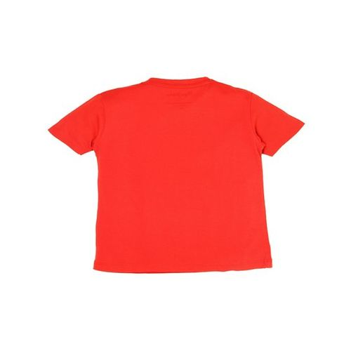 Pepe Jeans Kids Red Printed T-Shirt