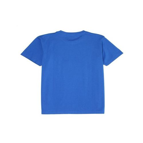 Pepe Jeans Kids Blue Printed T-Shirt
