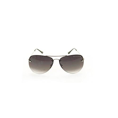 Swiss Military Gradient Aviator Men's Sunglasses - (SUM32 61 Grey Color Lens)