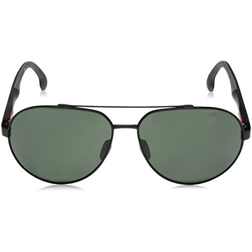 Carrera Gradient Aviator Unisex Sunglasses - (CARRERA 8025/S O6W 63QT|63|Green Color)