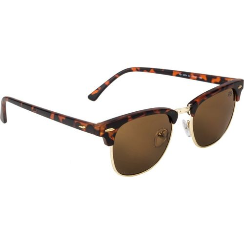 Funky Boys Clubmaster Sunglasses(Brown)