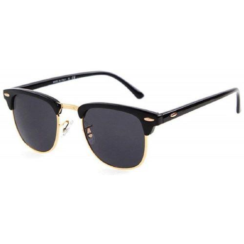 Adrian Clubmaster Sunglasses(Grey)