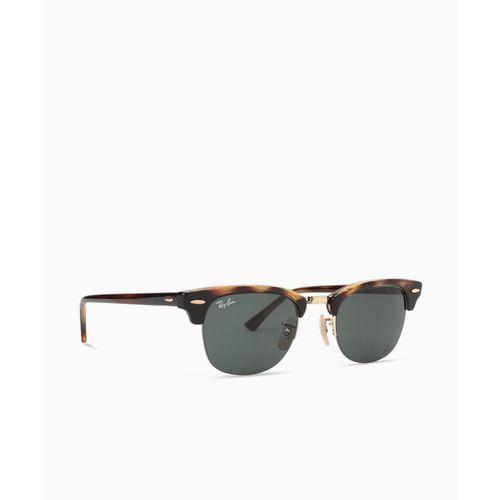 Ray-Ban Clubmaster Sunglasses(Green)