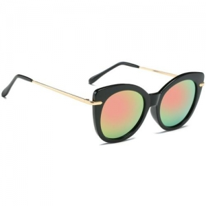 Mark Miller Clubmaster Sunglasses(Orange)
