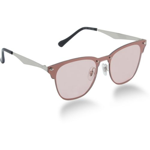 Chemistry Clubmaster Sunglasses(Pink)