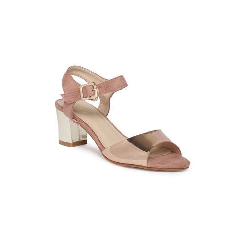 Tresmode Women skin -Coloured Solid Heels