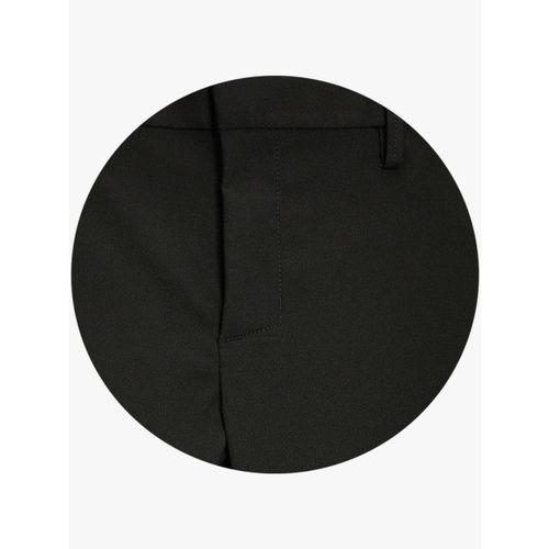 next Boys Black Solid Regular Fit Formal Trouser