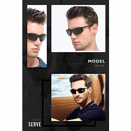 RazMaz Sports UV Protected Outdoor Activites Driving Unisex Sunglasses