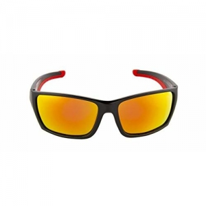 ScattA Red Mirror SS101-C2 Polorized Sports Sunglasses