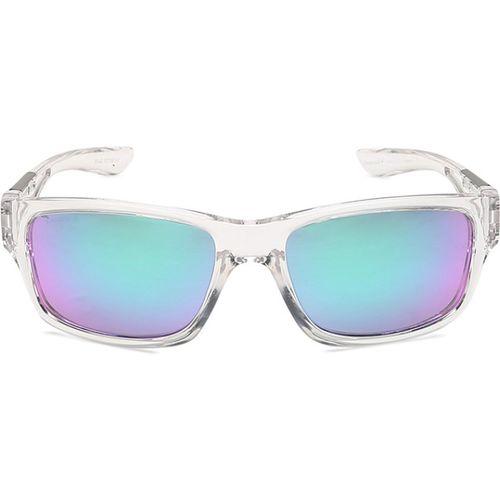 Fastrack Retro Square Sunglasses(Green)