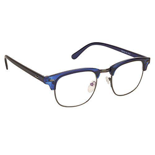 Arzonai Transparent ClubMaster UV Protected Wayfarer Sunglasses For Men & Women [MA-094-S9 ]