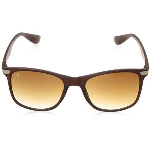 MTV Gradient Wayfarer Unisex Sunglasses - (MTV-142-C5W|52|Brown Color)