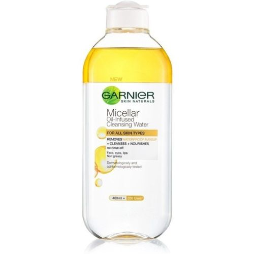 Garnier Skin Naturals Oil Infused Cleansing Water(400 ml)