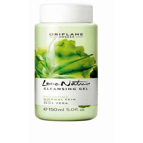 Oriflame Sweden Love Nature Cleansing Gel Aloe Vera(150 ml)