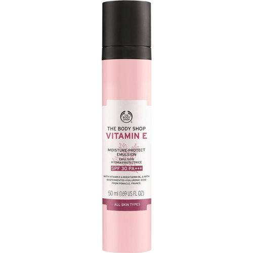 The Body Shop Vitamin E Moisture Protect Emulsion - SPF 30 PA+++(50 ml)