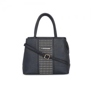 GIORDANO Black Embellished Shoulder Bag