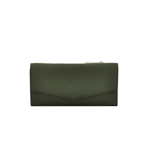 LaFille Olive Green Pack of 5 Solid Handbags