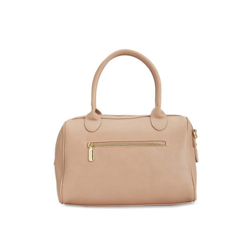 bebe skin -Coloured Textured Handheld Bag