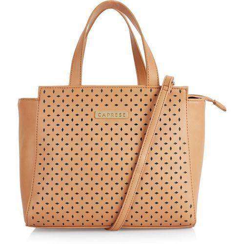 Caprese Women Beige Shoulder Bag