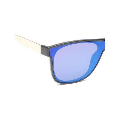 Mast & Harbour Unisex Mirrored Shield Sunglasses MFB-PN-PS-DSA2073