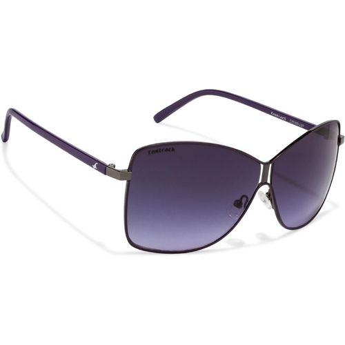 Fastrack Butterfly Sunglasses(Blue)